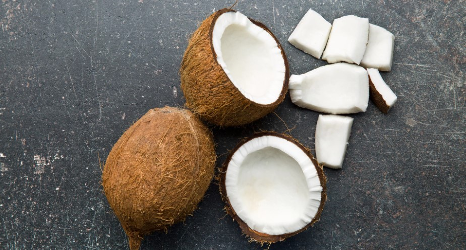 Coconuts and coconut meat