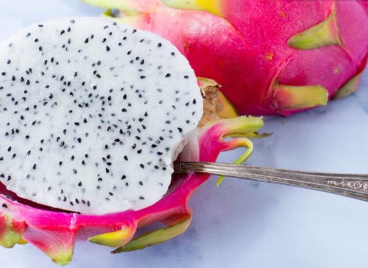 Exotic dragon fruit