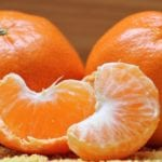 A picture of tangerines in order to anwer the question can dogs eat tangerines