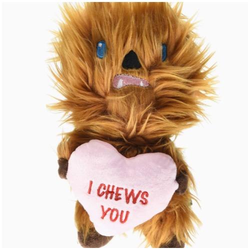 Valentines day dog toys